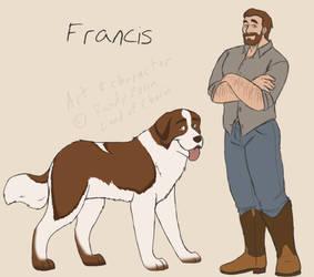 Francis ref by RandyZorra