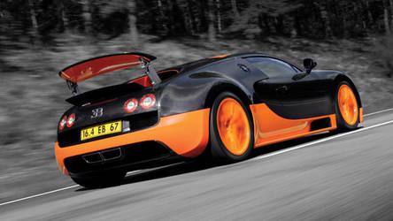 Bugatti Veyron Super Sport by StArL0rd84