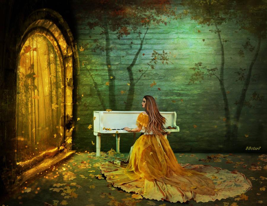 Autumn Melody by BBstar7