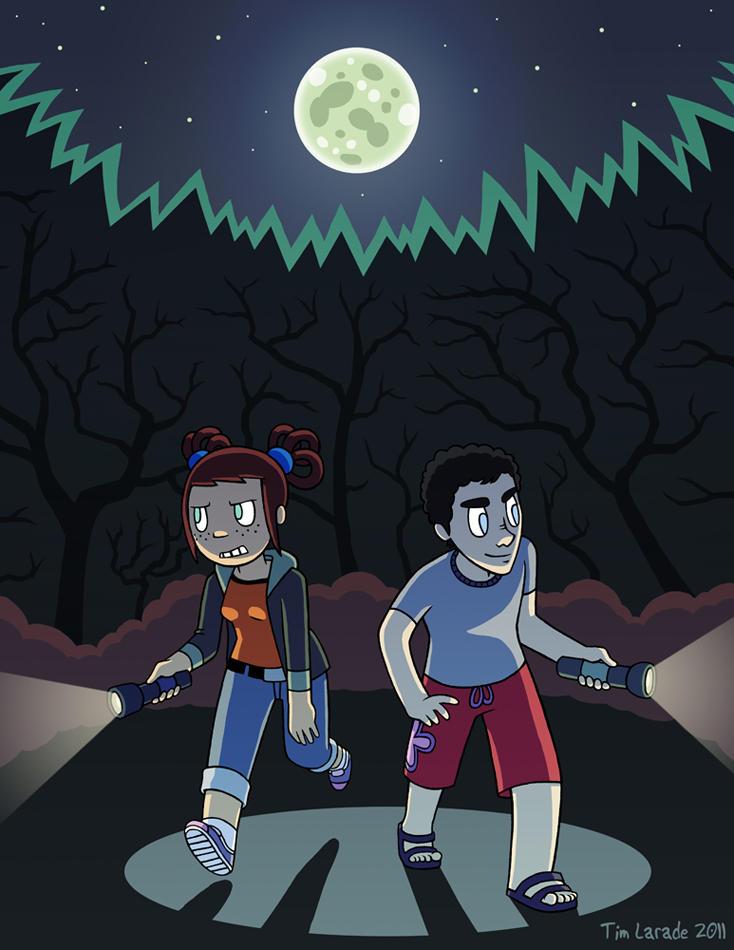 Spooky Mush-A-Mush by captainsponge