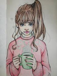 Tea by Chelidonia