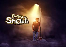 Lamppost Light Effect by hasshasib001