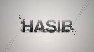 Typography Design by hasshasib001