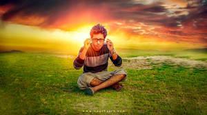 The Boy by hasshasib001