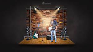 Music Stage by hasshasib001