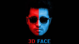 3D Face by hasshasib001