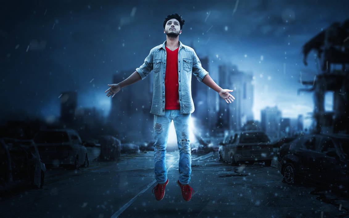 Fly Man by hasshasib001