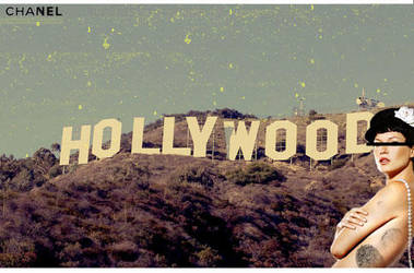 Retro Hollywood by lianneeewhat
