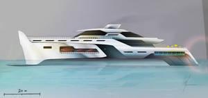 2021 Battle Cruiser by RazorDzign