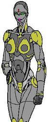 CP2020 FBC cyborg Alpha female by chaoswolf1982