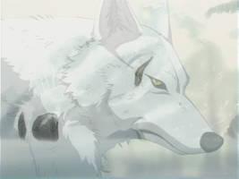 Wolf's Rain - Kiba by Ookami-Yokai