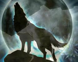 Wolf's Rain-Howl To The Moon by Ookami-Yokai