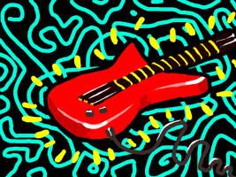 star guitar by paniq by paniq