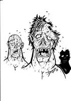 Zombies by BouncieD