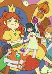 A world of wonders by TsukiAnimeGirl