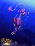 Dive by FablePaint