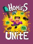 Homies Unite Shirt by FablePaint