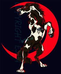 Equus luna by FablePaint