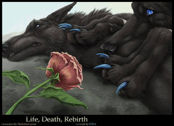 TFC Life, Death, Rebirth by FablePaint