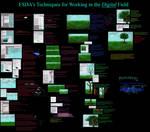 Digital Fieldwork Tutorial by FablePaint
