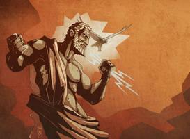 Zeus by Bubaben