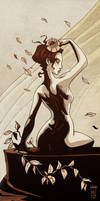 Aphrodite by Bubaben