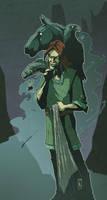 Loki by Bubaben