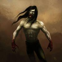 Vampire by Bubaben