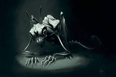 Small Demon by Bubaben