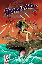 Dangerman #40 by Bubaben