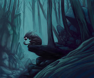 Darkwood Doodle by Bubaben