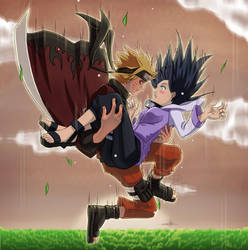 Naruto : I'll save you by Alvein23