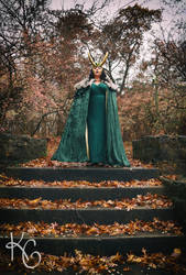 Madam Loki Cosplay I by RainingSakura