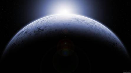 Ice Planet by MjP-70