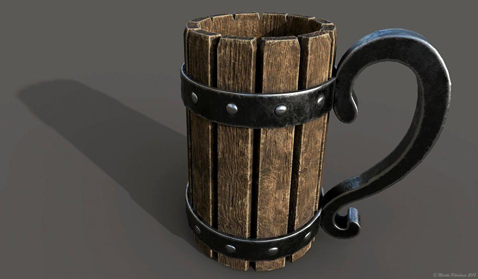Old Mug by MjP-70