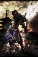 The Last Samurai by MMT-Akira