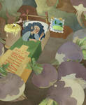 The Turnip Princess by lemonflower