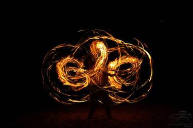 Meteor Fire by HoremWeb