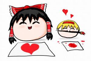 Valentine by ThatArtistFeller