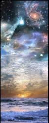 Celestial View II by vivenaishide