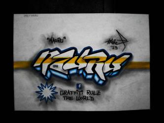 GRTW 073: NAURU by takethef