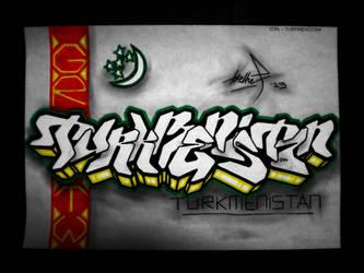 GRTW 074: TURKMENISTAN by takethef