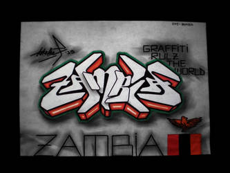 GRTW 075: ZAMBIA by takethef