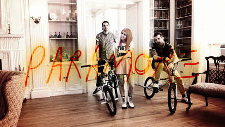 Paramore (1) by takethef