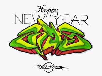2015 - Happy New Year! by takethef