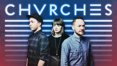 CHVRCHES (2) by takethef