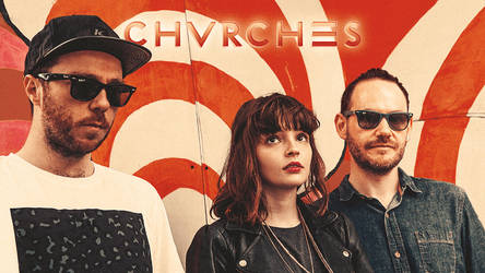 CHVRCHES (3) by takethef