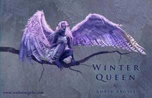 Winter Fairy by anotherwanderer