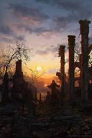 EON: Ruins by anotherwanderer