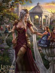 Legend of the Cryptids - Lorraine reg by anotherwanderer